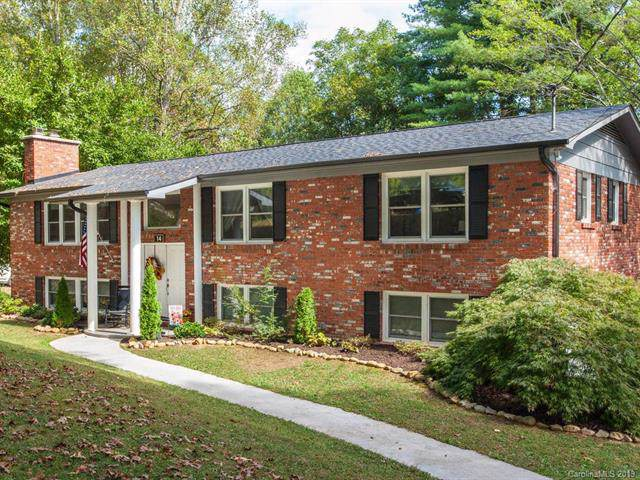 14 Sedgefield Road, Candler, NC 28715 (#3552016) :: High Performance Real Estate Advisors