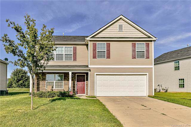 9303 Carrot Patch Drive, Charlotte, NC 28216 (#3552042) :: Exit Realty Vistas