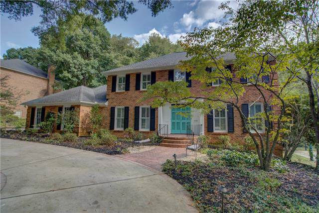 2726 Wamath Drive, Charlotte, NC 28210 (#3552066) :: High Performance Real Estate Advisors