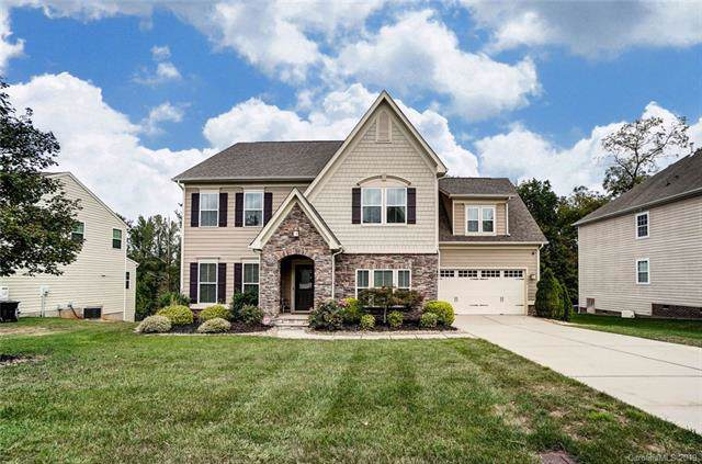 9884 Flower Bonnet Avenue NW, Concord, NC 28027 (#3552111) :: Besecker Homes Team