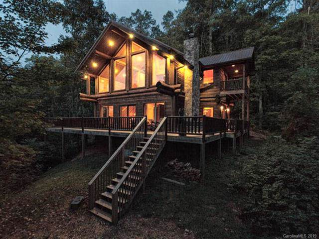 108 Trails Edge Road, Bryson City, NC 28702 (#3552114) :: Zanthia Hastings Team