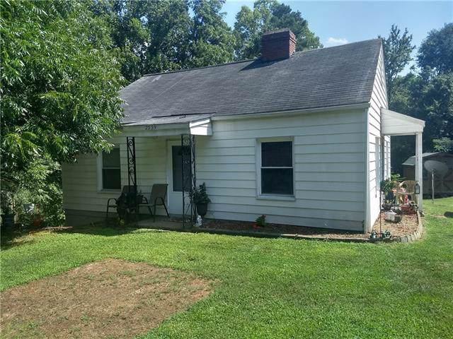 2539 4th Avenue SW, Hickory, NC 28602 (#3552137) :: Rinehart Realty