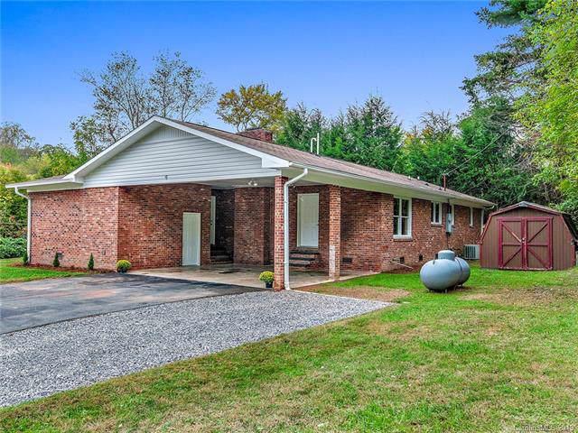 19 Rolling Green Drive, Waynesville, NC 28786 (#3552138) :: Keller Williams Professionals