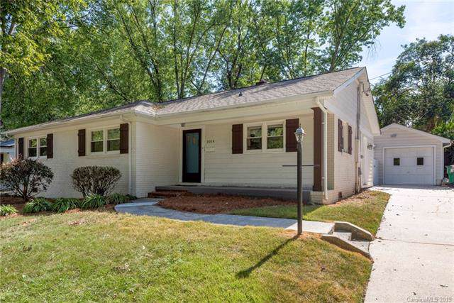 1014 Habersham Drive, Charlotte, NC 28209 (#3552147) :: Scarlett Property Group