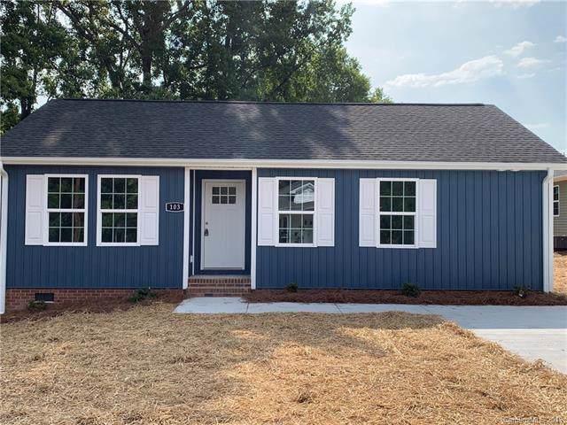 103 S Valley Street, Landis, NC 28088 (#3552202) :: Homes Charlotte