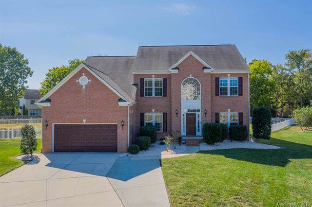 2027 Currier Place, Indian Trail, NC 28079 (#3552227) :: Robert Greene Real Estate, Inc.