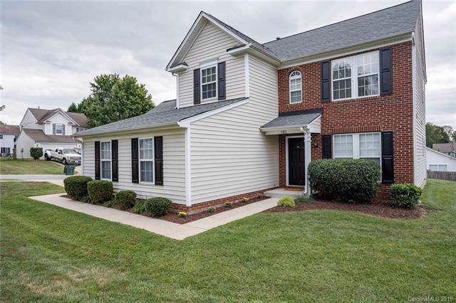 103 Markham Drive #155, Mooresville, NC 28115 (#3552244) :: The Ramsey Group