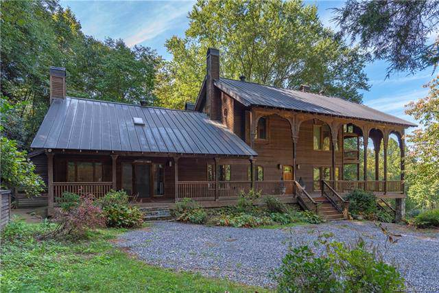 331 Westview Drive, Balsam, NC 28707 (#3552245) :: The Ramsey Group