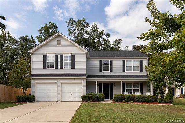 4105 Edgeview Drive, Indian Trail, NC 28079 (#3552251) :: The Elite Group