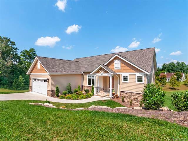 323 Williams Meadow Loop, Hendersonville, NC 28739 (#3552267) :: DK Professionals Realty Lake Lure Inc.