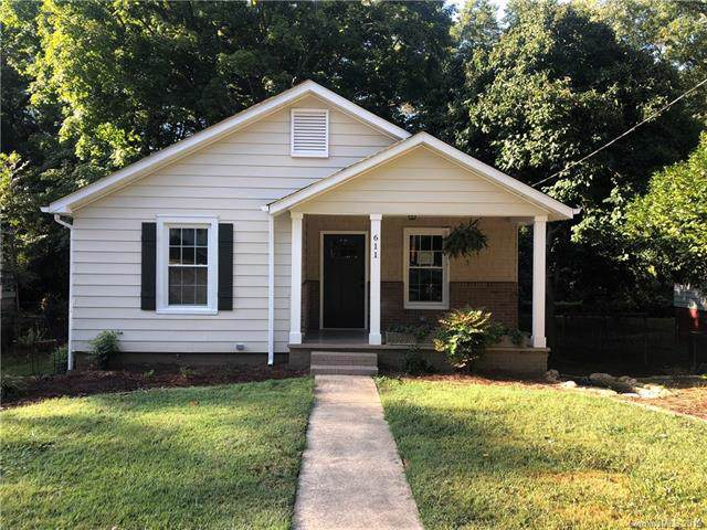 611 4th Avenue, Gastonia, NC 28054 (#3552323) :: Rinehart Realty