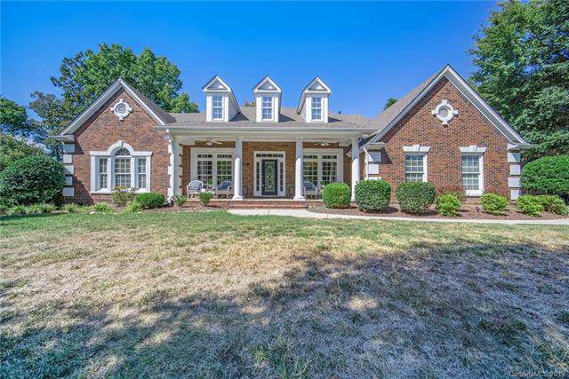 9825 Linksland Drive, Huntersville, NC 28078 (#3552333) :: Robert Greene Real Estate, Inc.