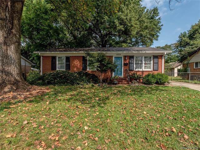 1024 Lewiston Avenue, Charlotte, NC 28208 (#3552343) :: Robert Greene Real Estate, Inc.