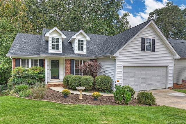 11024 Ballards Pond Lane, Matthews, NC 28105 (#3552361) :: Robert Greene Real Estate, Inc.