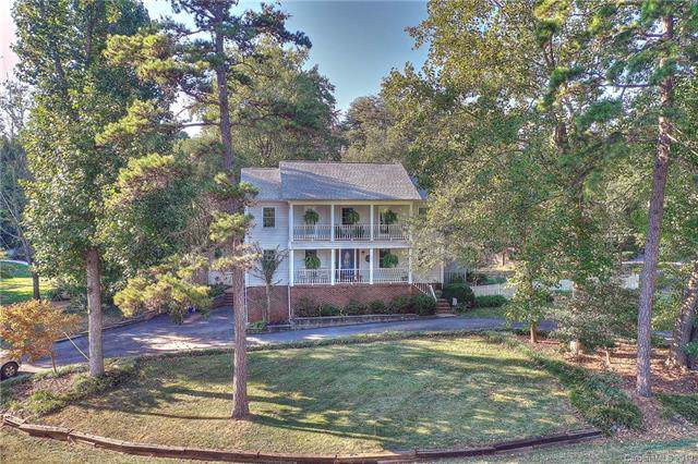 4205 S Lake Shore Road, Denver, NC 28037 (#3552395) :: Robert Greene Real Estate, Inc.