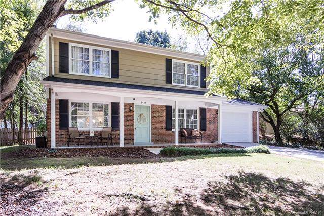 6433 Round Hill Road, Charlotte, NC 28211 (#3552423) :: Homes Charlotte