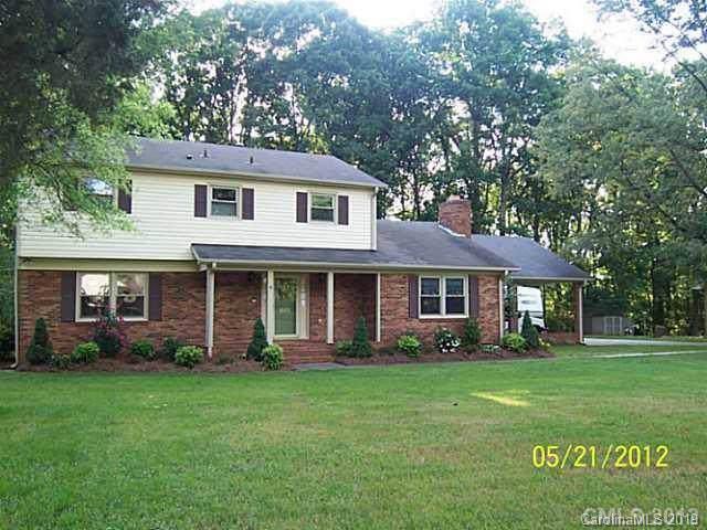 1405 Leolillie Lane, Charlotte, NC 28216 (#3552475) :: Rinehart Realty