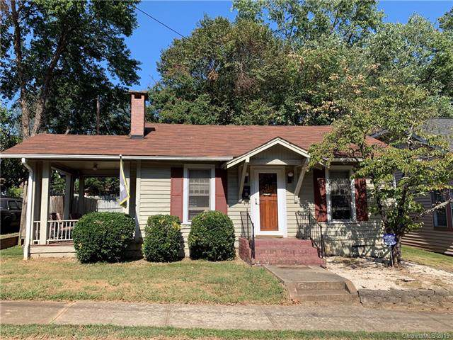 160 Bost Street, Statesville, NC 28677 (#3552492) :: Roby Realty