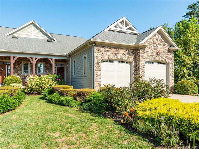 124 Red Hawk Knoll, Lake Lure, NC 28746 (#3552582) :: Homes Charlotte