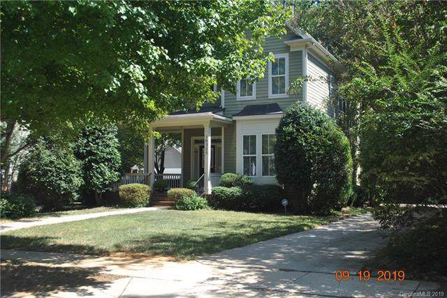 16305 Kelly Park Circle, Huntersville, NC 28078 (#3552593) :: Johnson Property Group - Keller Williams