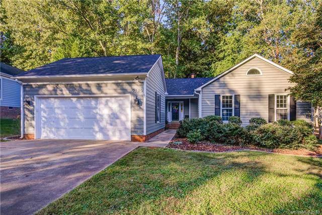 9110 Twin Trail Drive, Huntersville, NC 28078 (#3552594) :: Scarlett Property Group
