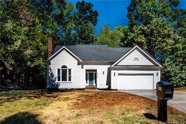 2142 Highland View Lane, Charlotte, NC 28214 (#3552620) :: MartinGroup Properties