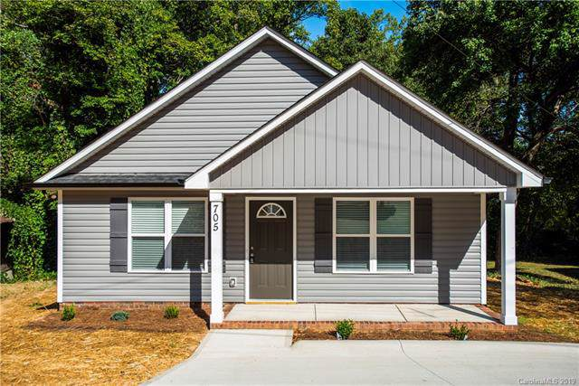 705 Hillside Street, Kannapolis, NC 28083 (#3552621) :: Carolina Real Estate Experts