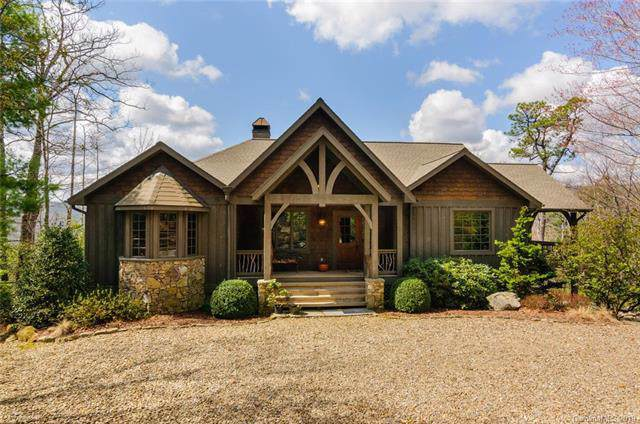 601 Hawk Mountain Road, Lake Toxaway, NC 28747 (#3552633) :: Washburn Real Estate
