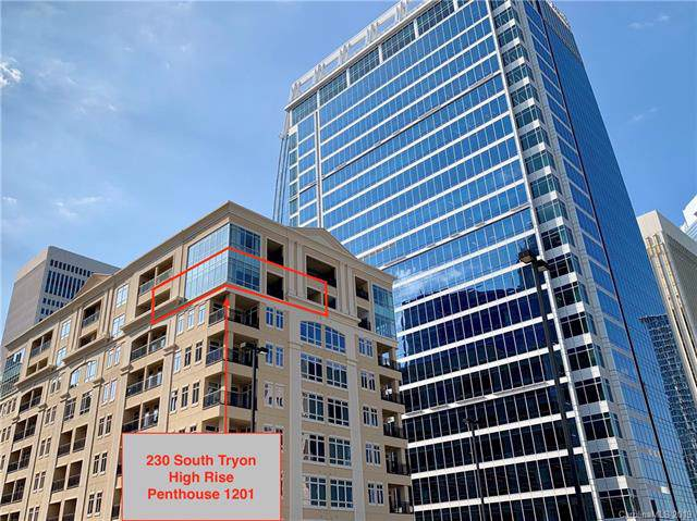 230 S Tryon Street #1201, Charlotte, NC 28202 (#3552747) :: Charlotte Home Experts