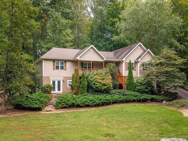 16 Stonewood Drive, Weaverville, NC 28787 (#3552814) :: Carlyle Properties