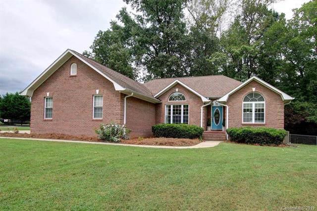 205 Hidden Springs Drive, Salisbury, NC 28147 (#3552817) :: High Performance Real Estate Advisors