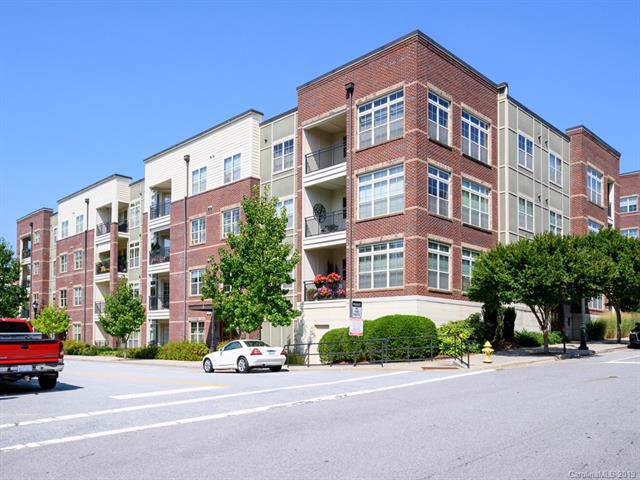 5 Farleigh Street 206 - 4B, Asheville, NC 28803 (#3552825) :: Besecker Homes Team