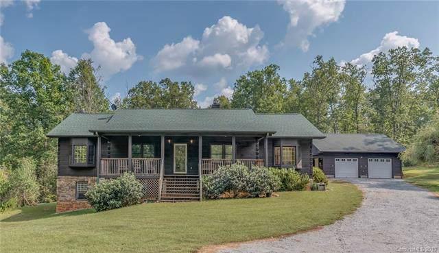 2885 Lake Adger Parkway, Mill Spring, NC 28756 (#3552861) :: Keller Williams Professionals