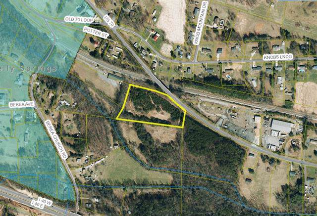 1530 Us 70 Highway, Connelly Springs, NC 28612 (#3552863) :: Carolina Real Estate Experts
