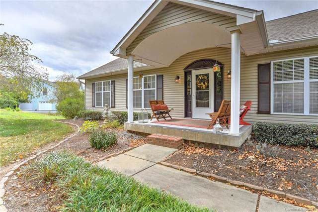 158 Kennedy Road #8, Weaverville, NC 28787 (#3552866) :: Stephen Cooley Real Estate Group