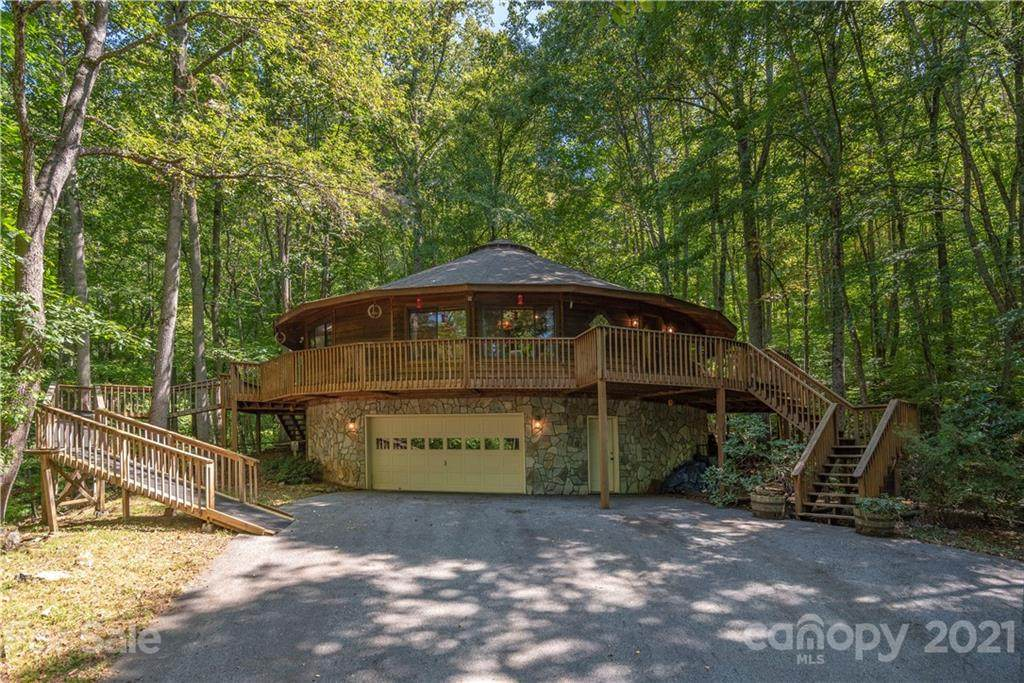 1119 Brandywine Road, Waynesville, NC 28786 (#3552949) :: Caulder Realty and Land Co.