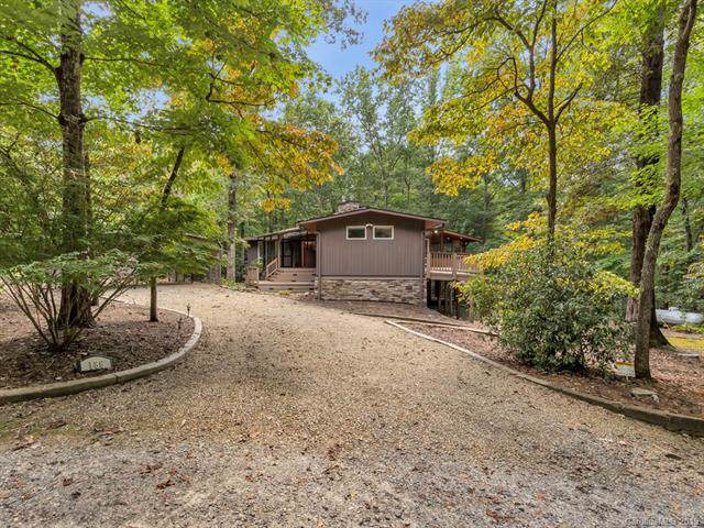 186 Breezewood Circle, Pisgah Forest, NC 28768 (#3552969) :: Francis Real Estate