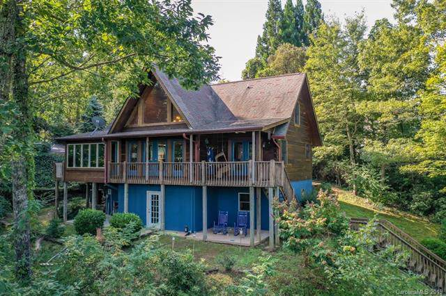 203 Hawthorne Drive, Lake Lure, NC 28746 (#3553012) :: DK Professionals Realty Lake Lure Inc.