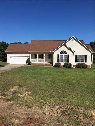 1164 Cameron Road, Polkton, NC 28135 (#3553056) :: Stephen Cooley Real Estate Group