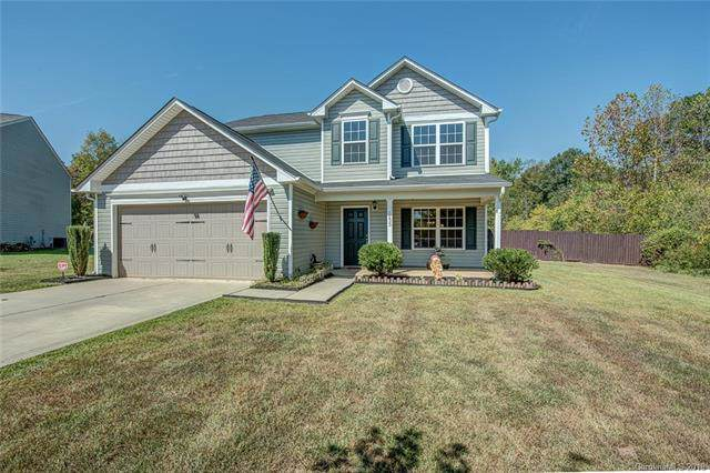 1233 Catawba Run Road, Lowell, NC 28098 (#3553086) :: The Ramsey Group