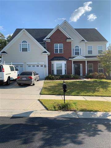 4881 Annelise Drive, Harrisburg, NC 28075 (#3553097) :: Stephen Cooley Real Estate Group