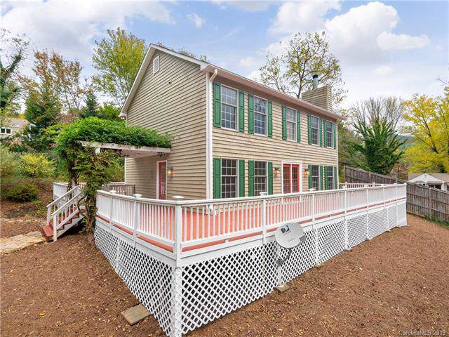 8 Pinecroft Place, Asheville, NC 28804 (#3553204) :: Team Honeycutt