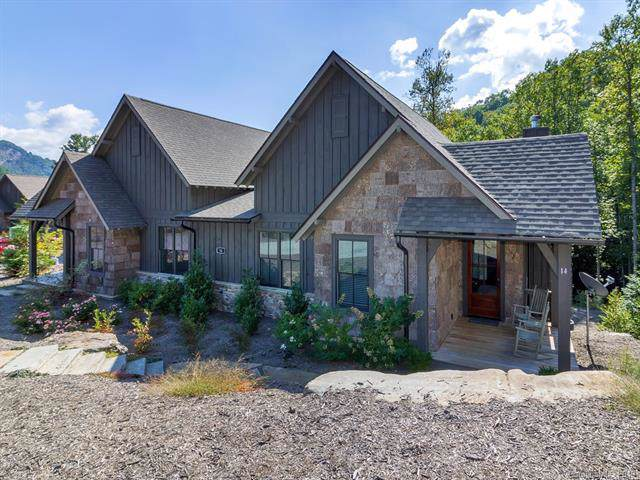 14 Saddle Notch Lane, Tuckasegee, NC 28783 (#3553247) :: Stephen Cooley Real Estate Group