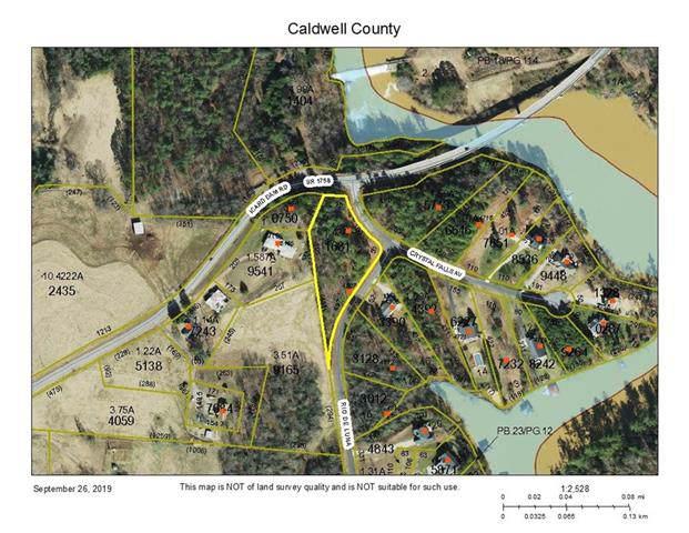 4707 Crystal Falls Avenue Lot#2, Hickory, NC 28601 (#3553259) :: Exit Realty Vistas