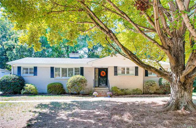 5724 Wedgewood Drive, Charlotte, NC 28210 (#3553455) :: Roby Realty