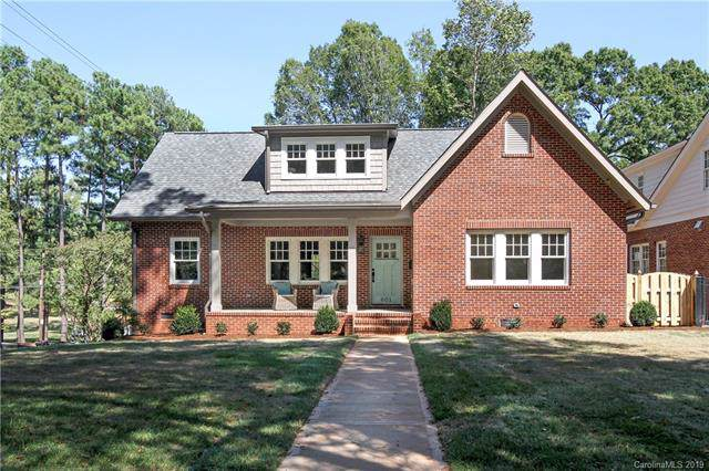 601 Berkeley Avenue, Charlotte, NC 28203 (#3553517) :: Roby Realty
