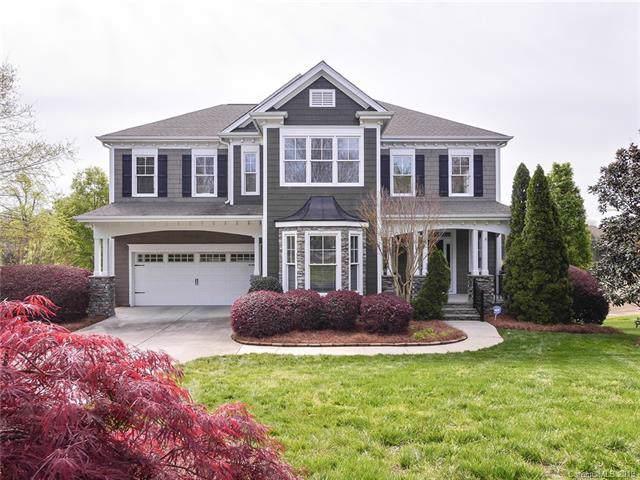 14702 Elmcrest Court, Huntersville, NC 28078 (#3553518) :: MartinGroup Properties