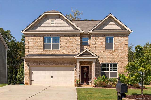 549 Daventry Court, Clover, SC 29710 (#3553682) :: The Andy Bovender Team