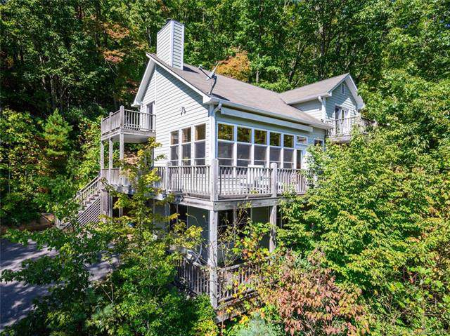 108 Mississippi Road Ext Extension, Montreat, NC 28757 (#3553825) :: Rinehart Realty