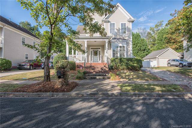 8122 Townley Road, Huntersville, NC 28078 (#3553827) :: Homes Charlotte